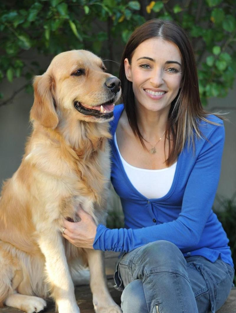 Katrina Warren says you should take your dog on a holiday. Photo: Supplied