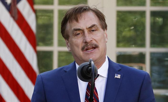 Police identify suspect after Mike Lindell alleged attack