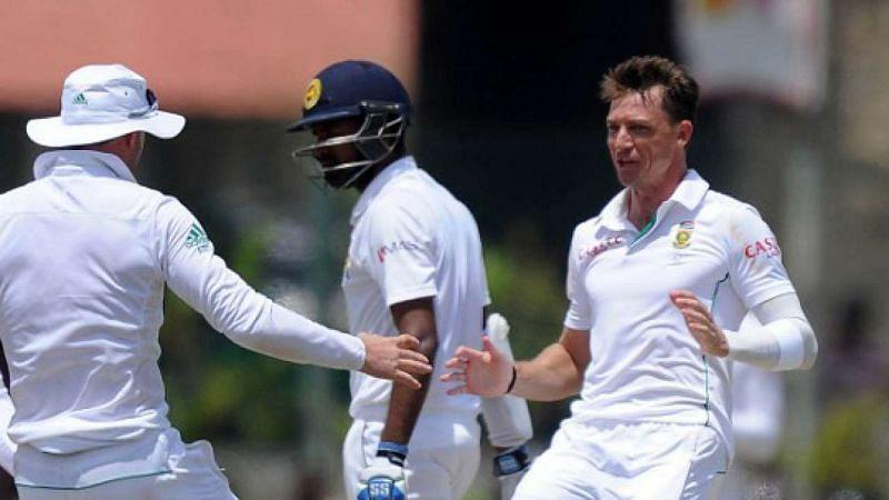 Steyn made an impressive comeback from injury