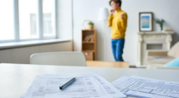 It might be useful to call your tax preparer or accountant if you receive a tax lien.