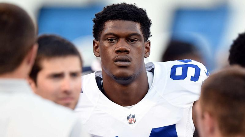 Cowboys' Randy Gregory reportedly fails 7th drug test