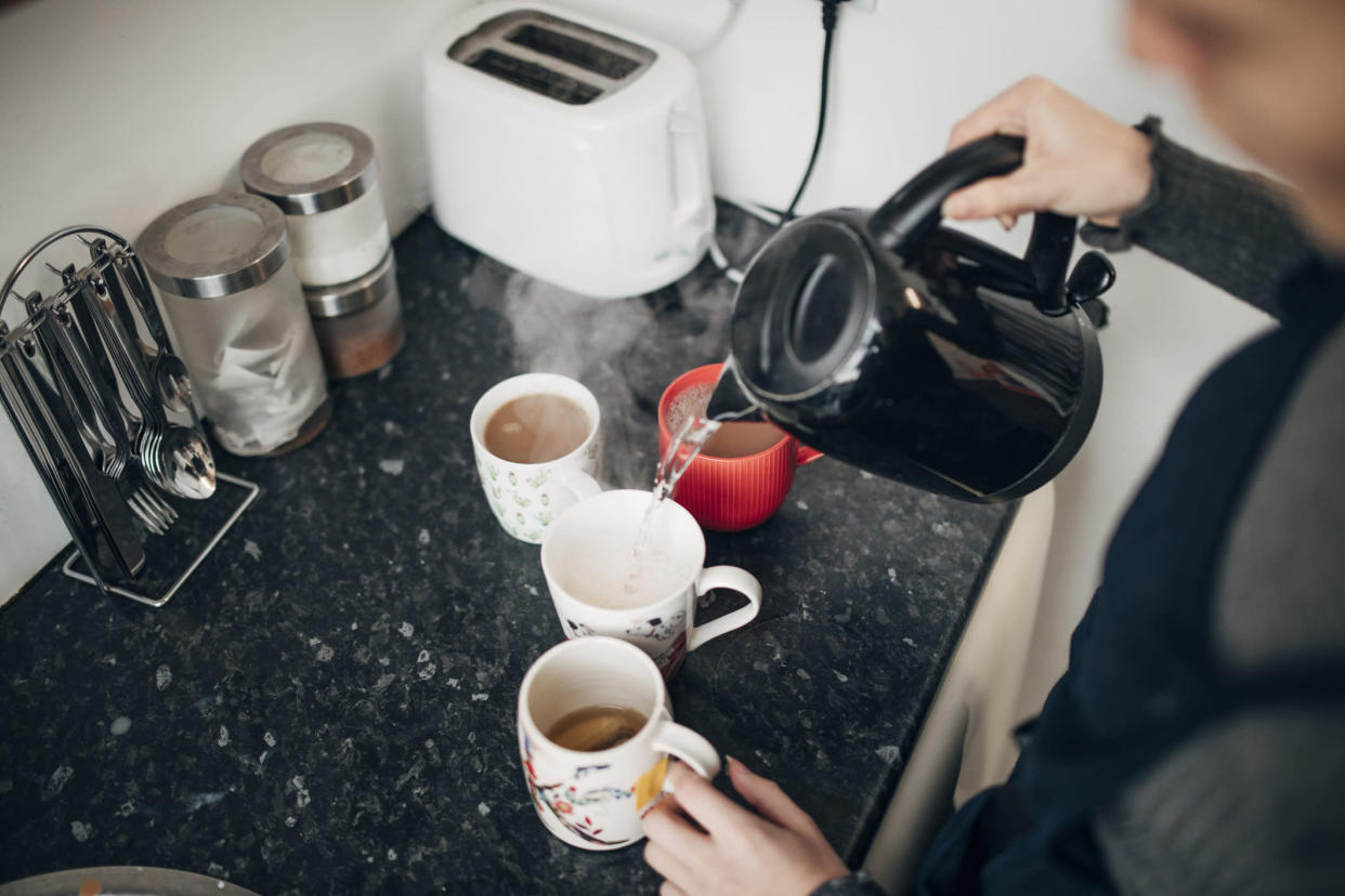 Could this be the end of the office tea round? (Getty Images)