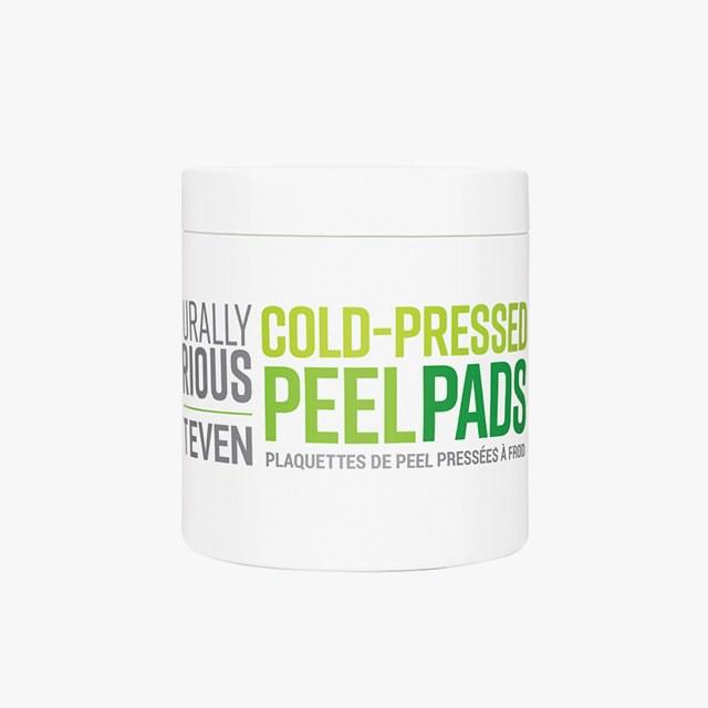 Naturally Serious Get Even Cold-Pressed Peel Pads, $38 Buy it now