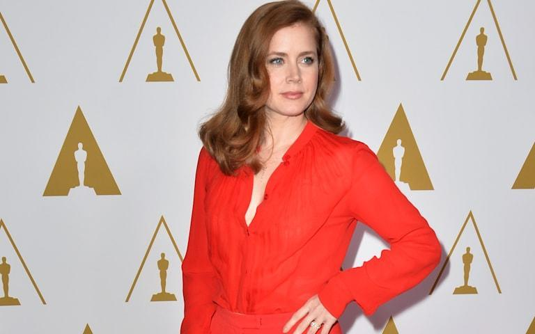 The stars at the Academy Awards Nominees luncheon