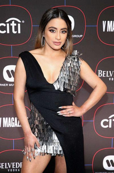 PHOTO: Ally Brooke attends the Warner Music Pre-Grammy Party at the NoMad Hotel on February 7, 2019 in Los Angeles, California. (Randy Shropshire/Getty Images)