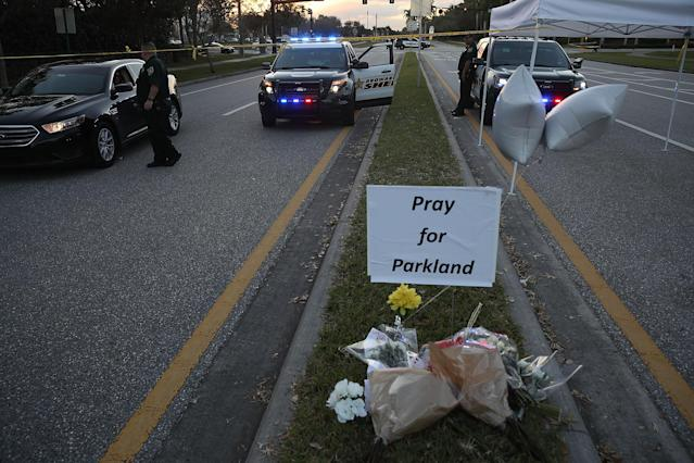 Marjory Stoneman Douglas became the epicenter of the most meaningful gun-control effort in decades. (Getty Images)