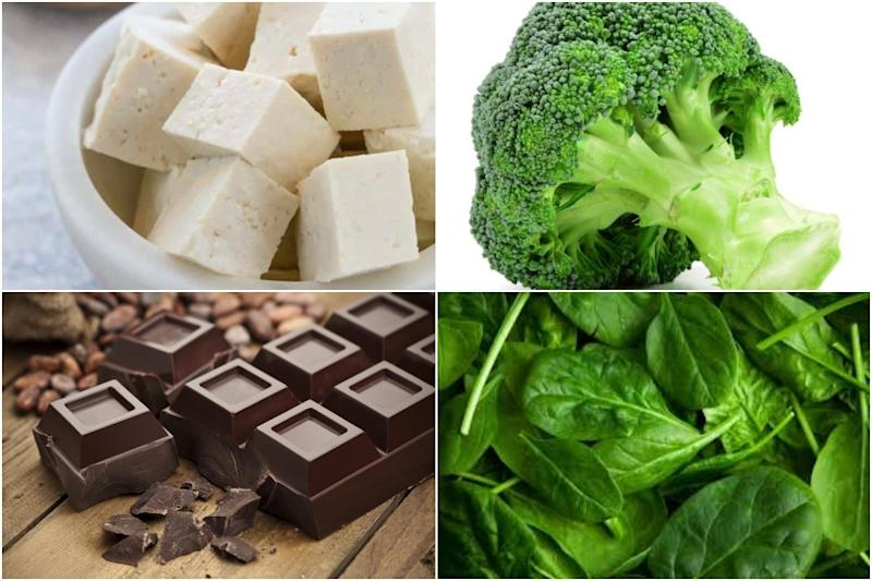 Here are 7 Vegetarian Food Options that are High in Iron