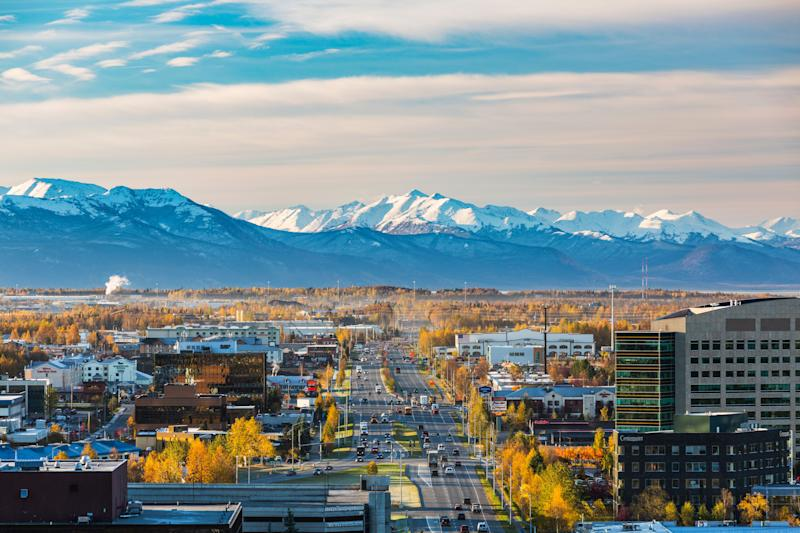 "Residents of Anchorage ""take very good care of themselves,"" Witters told HuffPost. The city has the second-highest exercise rate in the nation, according to his research."