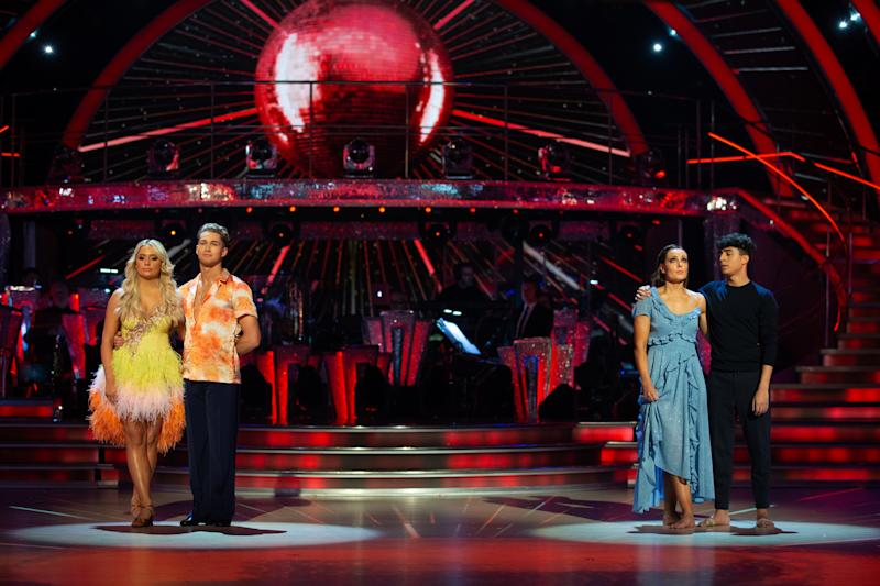 Strictly Come Dancing 2019 - TX10 RESULTS SHOW