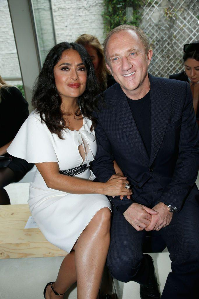"<p>This couple first said ""I do"" at City Hall <a href=""https://people.com/celebrity/salma-hayek-denies-plans-for-2-million-wedding/"" rel=""nofollow noopener"" target=""_blank"" data-ylk=""slk:in Paris"" class=""link rapid-noclick-resp"">in Paris</a> on Valentine's Day 2009, but later celebrated with their celebrity friends at Venice's famous opera house Teatro La Fenice. The event reportedly <a href=""https://www.cbsnews.com/pictures/most-expensive-weddings-of-all-time/3/#:~:text=The%20wedding%20of%20the%2021st,which%20cost%20a%20whopping%20%24434%2C000."" rel=""nofollow noopener"" target=""_blank"" data-ylk=""slk:cost"" class=""link rapid-noclick-resp"">cost</a> $3.5 million. </p>"