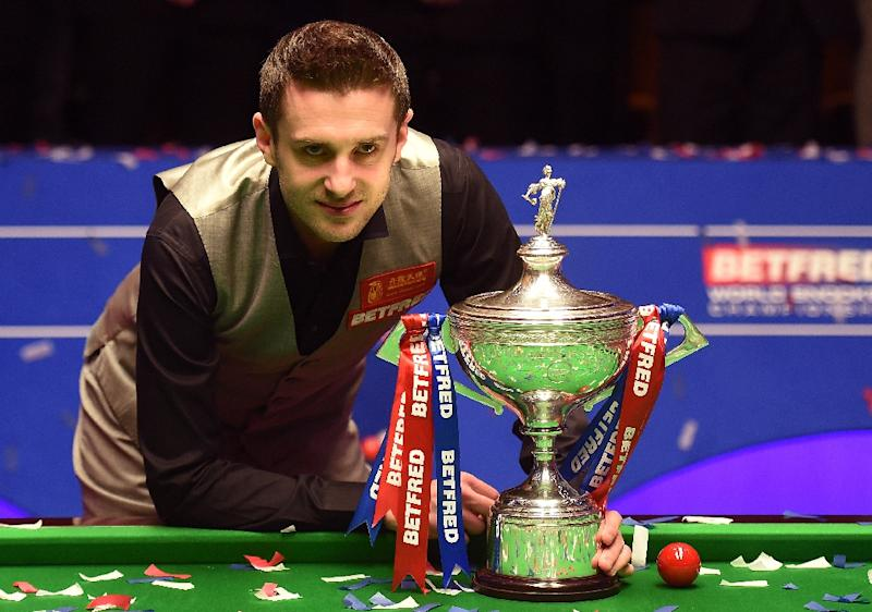 Reigning snooker champion Selby faces marathon man O'Brien in worlds