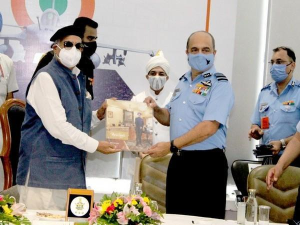 Chandigarh Administration, Indian Air Force sign 'Agreed in Principle' to set up Air Force Heritage Centre (Photo/ANI)