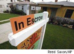 September's Drop in Pending Home Sales Suggests Uneven Recovery