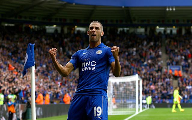 <span>Islam Slimani will attract interest from China</span>