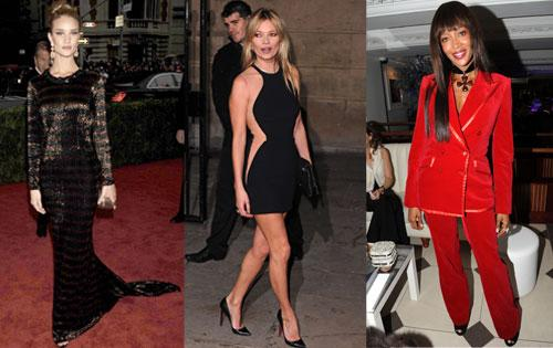 Kate Moss, Naomi Campbell And Rosie Huntington Whiteley To Star In The Olympic Closing Ceremony?