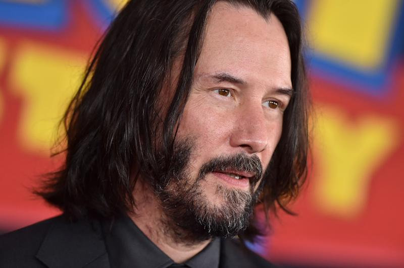 Keanu Reeves Was Unaware of His Most Important Role as the Internet's Boyfriend