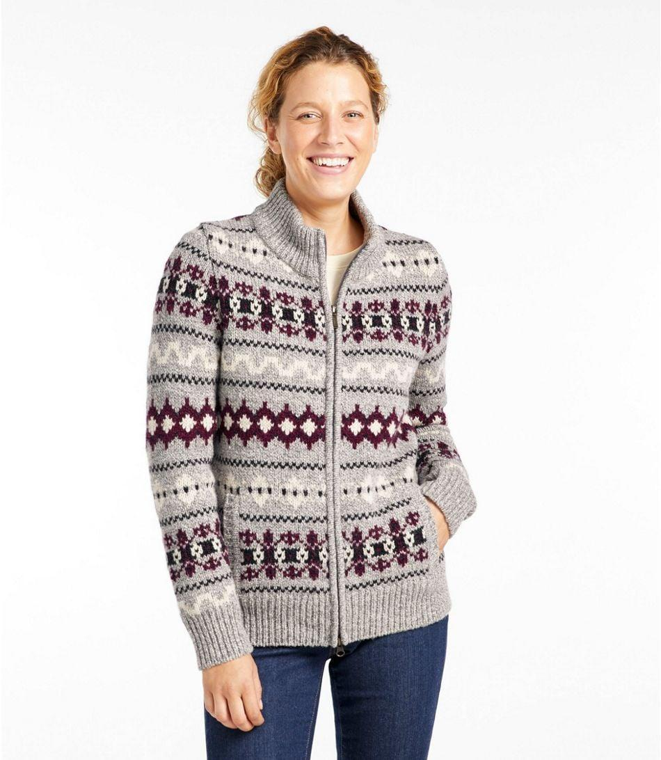 <p>The cold's got nothing on this <span>Classic Ragg Wool Sweater</span> ($80, originally $99), making it an ideal winter layer.</p>