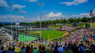 Axis Communications, Extreme, Lenel and Milestone Have teamed up to secure the games at the 2017  dinky League Baseball® World Series.