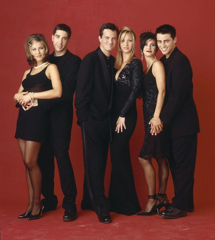 <p><strong><em>Friends</em> <br><em><br></em></strong><em>Seinfeld</em> might have had better ratings when the shows first aired, but <em>Friends</em> was, hellooooo, v huge <em>and</em> has gained an entire new generation of Gen Z fans. Besides, who wouldn't want to hang out at Central Perk? </p>