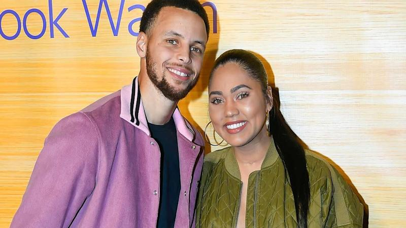 Steph and Ayesha Curry's 8th Wedding Anniversary Messages Will Give You All the Feels