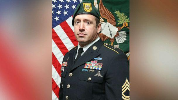 PHOTO: Sgt. 1st Class Jeremy W. Griffin, 40, from Greenbrier, Tennessee, was killed in action Sept. 16, 2019, by small arms fire when his unit was engaged in combat operations in Wardak Province, Afghanistan. (U.S. Army)