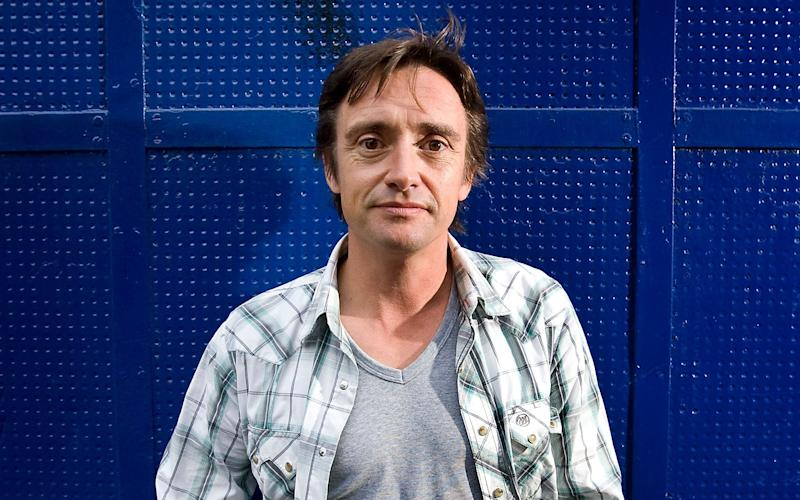 Richard Hammond was said to have suffered injuries - Julian Andrews