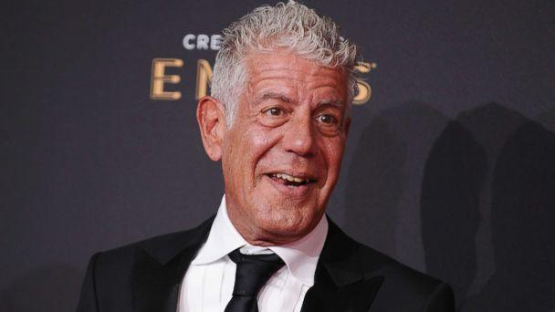 PHOTO: Anthony Bourdain attends an event in Los Angeles, Sept. 9, 2017. (Jason LaVeris/FilmMagic/Getty Images)