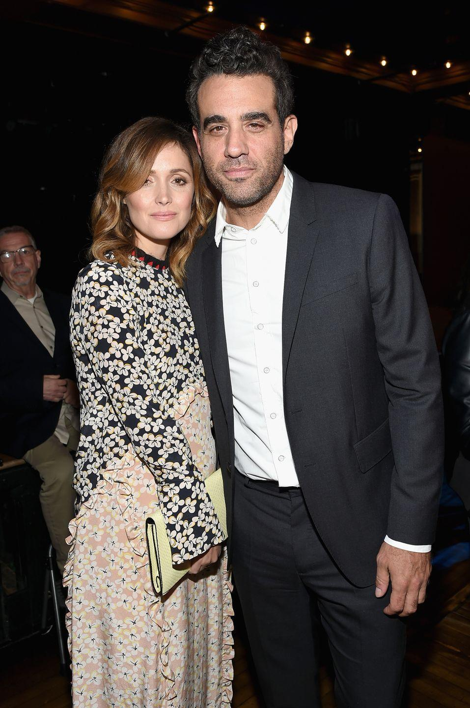 <p>The pair remains relatively mum when it comes to sharing their personal lives and didn't publicly confirm reports of their first child, Rocco. Byrne and Cannavale welcomed their second child, Rafa, in 2017.</p>