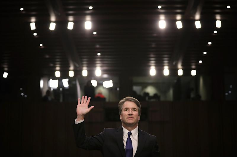 Yale Law Faculty Members Call For FBI Probe Of Kavanaugh Accusation