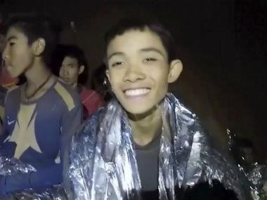 Former Thai Navy Seal says boys were sedated and stretchered from flooded cave in dramatic rescue