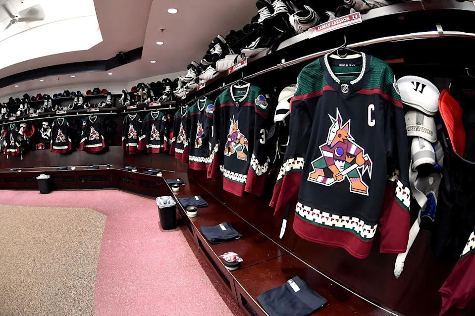 The Arizona Coyotes are giving the people what they want. (Getty)