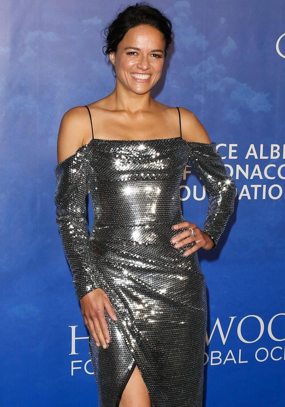 <p>After her big break in <em>The Fast and the Furious</em>, Michelle Rodriguez starred in major films like <em>Blue Crush </em>and <em>Resident Evil</em>.However, the actress is still most well-known for her work in the action films and has continued to portray the love interest of Vin Diesel's character throughout the <em>Fast and Furious </em>franchise. </p>