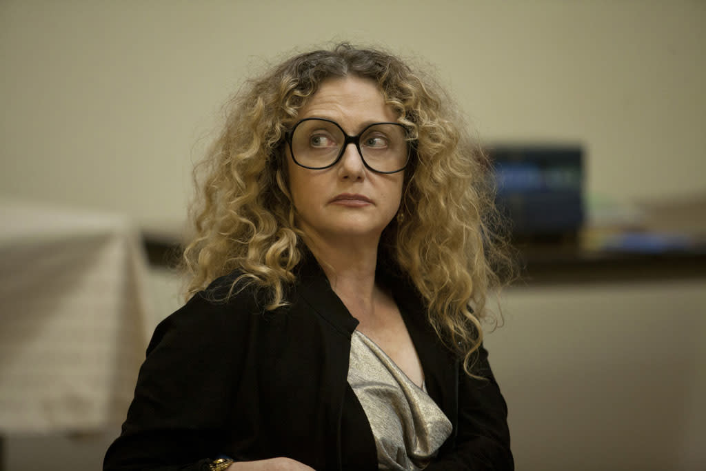 "Carol Kane in the ""Girls"" Season 2 episode, ""It's Back."""