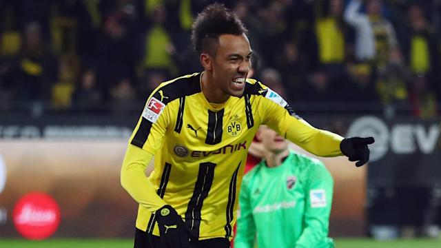 Borussia Dortmund were well short of their best against Ingolstadt, but got the points courtesy of Pierre-Emerick Aubameyang.