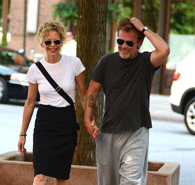 Meg Ryan and John Mellencamp. (Photo: Alo Ceballos/FilmMagic)
