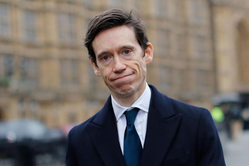 Rory Stewart (AFP/Getty Images)