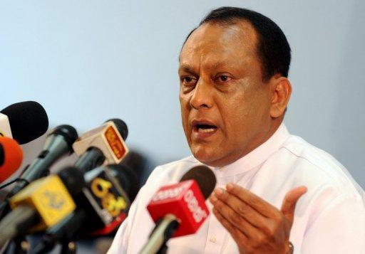 Lakshman Yapa Abeywardena said the justice ministry would open 3 courts to hear charges against more than 650 detainees
