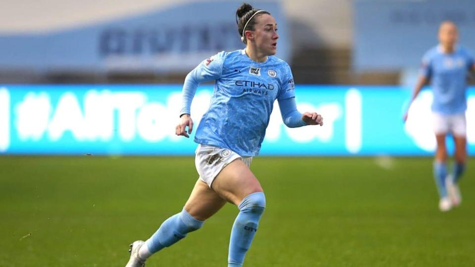 Lucy Bronze | Alex Livesey/Getty Images