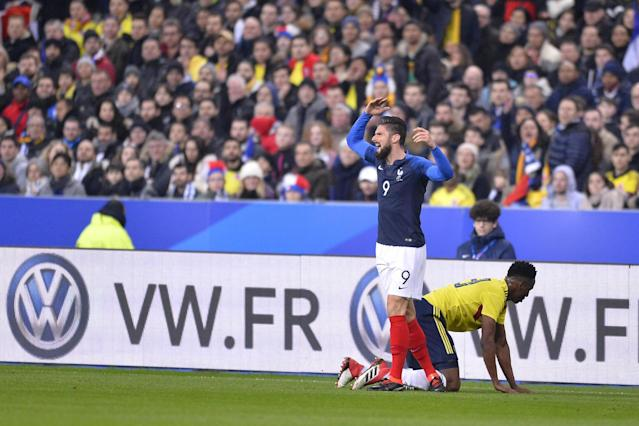 Chelsea's Olivier Giroud and N'Golo Kante react to shock France loss - 'It's a warning'