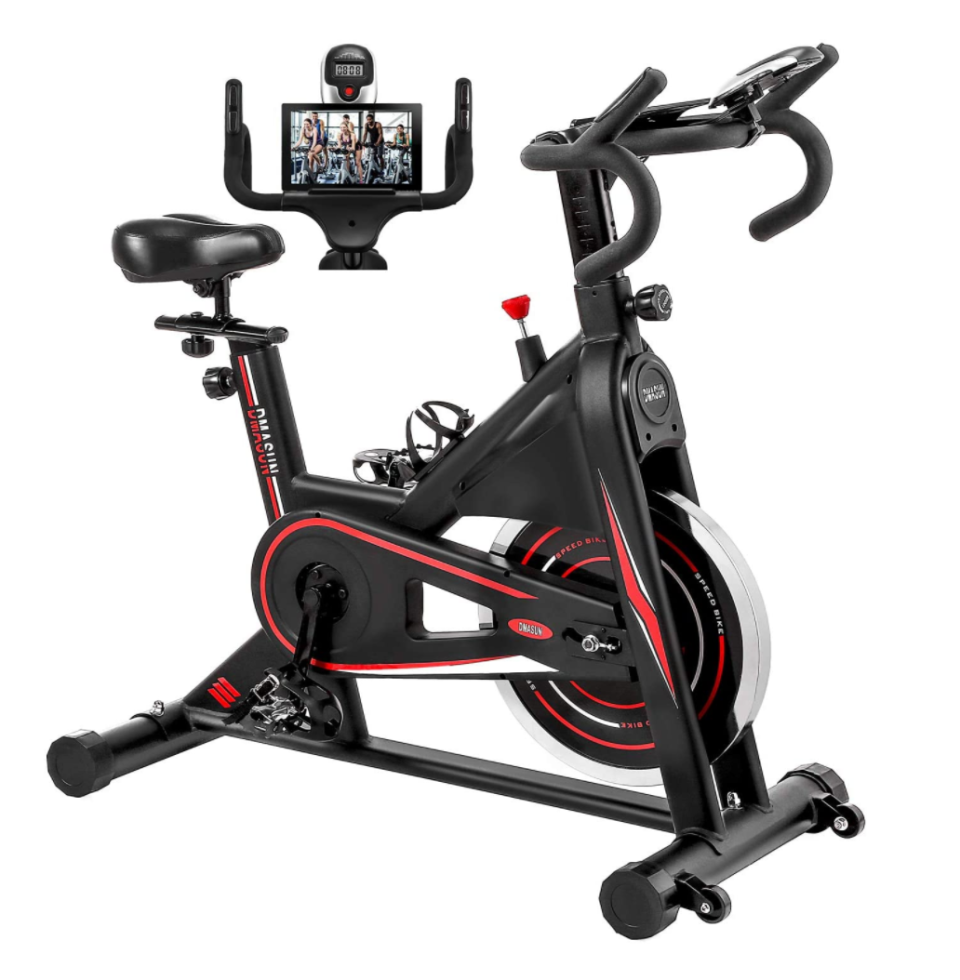 DMASUN Stationary Bike (Photo via Amazon)