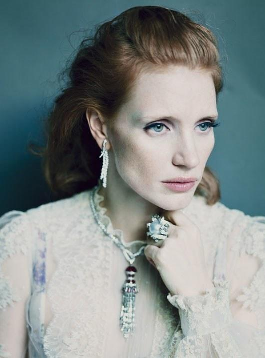 """Jessica Chastain made headlines in January 2018, when it was revealed that she negotiated higher salaries for herself and Octavia Spencer in an upcoming holiday comedy film starring both actresses. Spencer told the story for her, explaining, """"She said, 'Octavia. we're gonna get you paid on this film... You and I are gonna be tied together. We're gonna be favored nations, and we're gonna make the same thing.' Fast-forward to last week, we're making five times what we asked for."""""""
