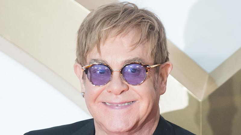 Elton John Slams Lawmaker Who Suggested People With HIV Should Be Quarantined