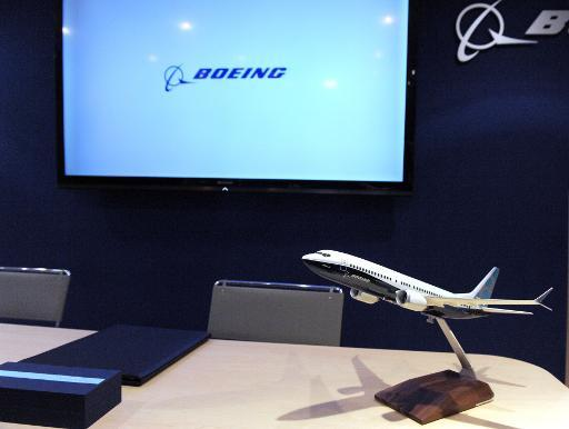 Boeing in deal to provide plane parts to Iran
