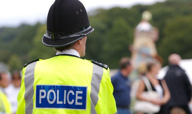 Police officer accused of suggesting threesome claims he was 'set up'