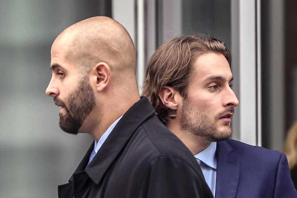 Off-duty Toronto cop sentenced to nine months in jail in assault of Black man