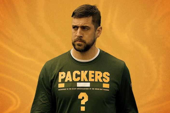 Does Green Bay Packers Quarterback Aaron Rodgers really want to be with the team for the 2021/22 season?