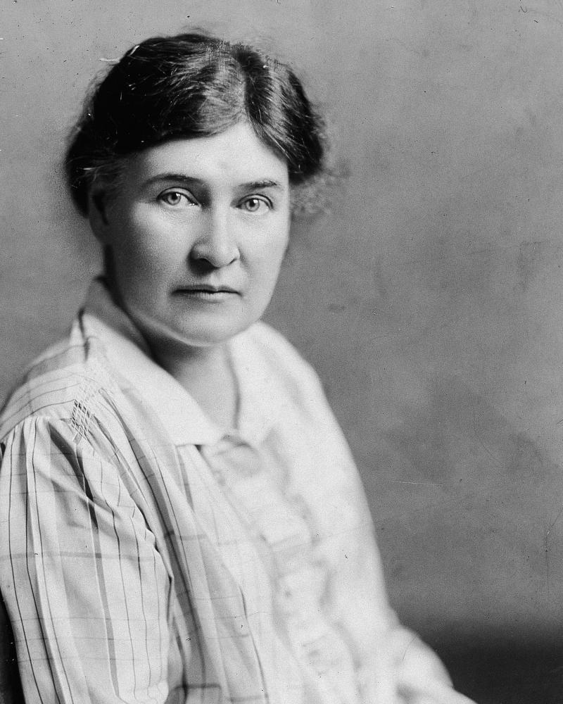 Putting the lit in literature … Willa Cather