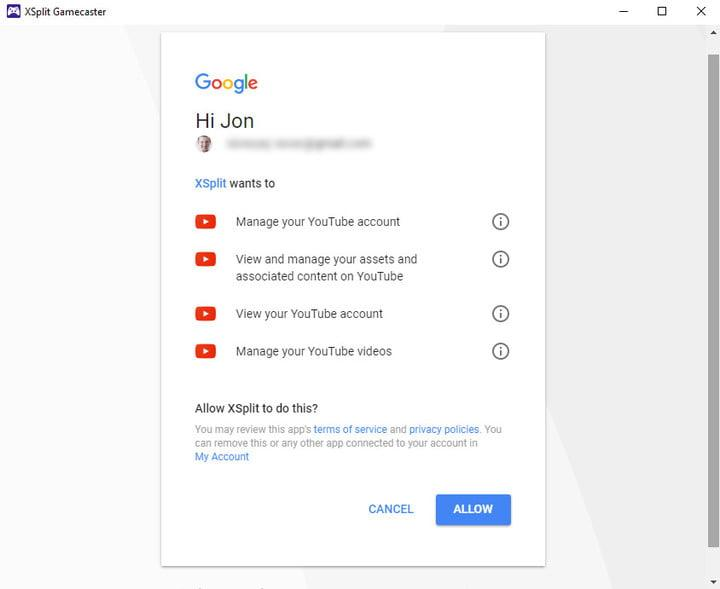 How to stream on YouTube Gaming