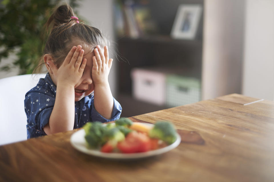 Scientists have revealed the secret to getting children to eat their vegetables [Photo: Getty]