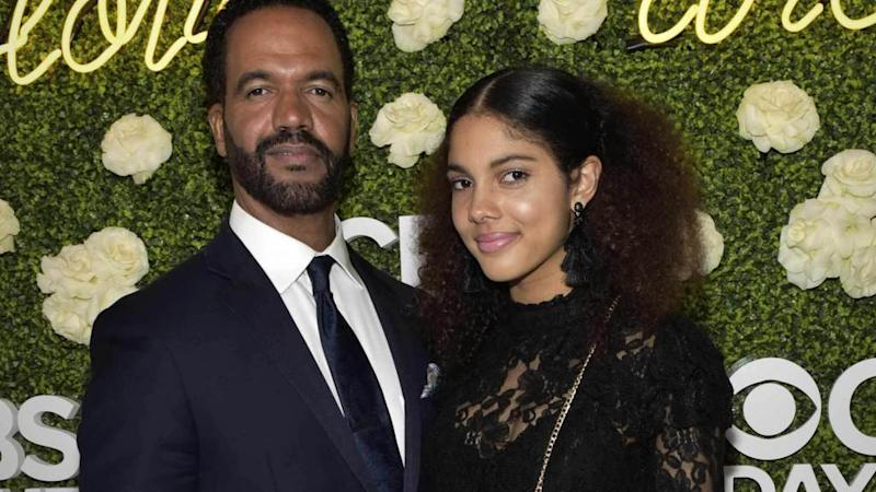 Kristoff St. John's Daughter Files to Control Estate After Soap Star Dies Without a Will